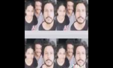 Sundeep Kishan Gives A Stylish Haircut To His Dad Viral TikTok Video