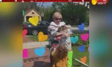 Plastic Hug Blanket Video Gone Viral In Social Media