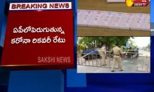 Corona Virus Recovery Rate Increase in AP