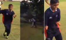 VVS Laxman Shares Heart Touching Video On Twitter - Sakshi