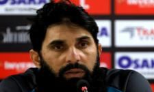 T20 World Cup Should Not Be Postponed In Haste,Misbah ul Haq - Sakshi