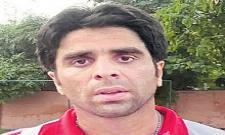 Cricketer Taufeeq Umar Got Corona Positive - Sakshi