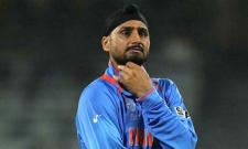 Selectors Will Not Look At Me As I'm Too Old, Harbhajan - Sakshi