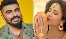 Arjun Kapoor Trolls Katrina Kaif As Mango Season Arrives - Sakshi