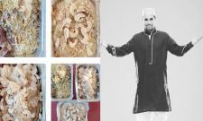 Mohammed Shami Send Eid Special Food Items To Ravi Shastri - Sakshi