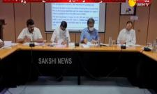 KTR Holds Meeting On IT Development in Hyderabad