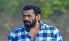 Salman Khan Released Radhe Song For This Eid - Sakshi