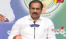 Minister Kurasala Kanna Babu Press Meet On Farmer Problems
