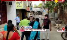 Wife Caught Her Husband Red Handed With Another Women in Warangal