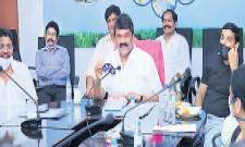 Minister Talasani Srinivas Yadav About Shootings and Theaters Restart - Sakshi