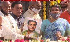 Lakshmi Parvathi Pays Tributes To NTR