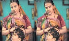 Vidya Balan Shares Poster of Her First Short Film Natkhat - Sakshi