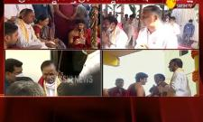 KCR Offers Special prayers At Kondapochamma Reservoir