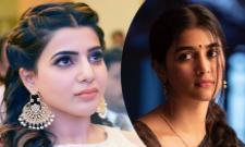 Fans Twitter War Between Samantha And Pooja Hegde - Sakshi