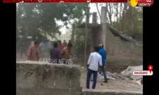 Conflict Between College Students In Vijayawada Video