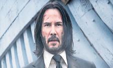 Keanu Reeves starrer John Wick 4 pushed to 2022 owing to the Corona Virus - Sakshi