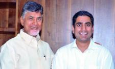 Case filed against Chandrababu and Lokesh - Sakshi