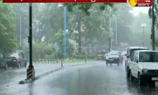 Southwest Monsoon Entered India Along Kerala Coast Area
