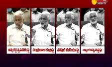 Vijaya Sai Reddy Fires On Chandrababunaidu