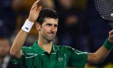 Novak Djokovic Tests Coronavirus Positive - Sakshi
