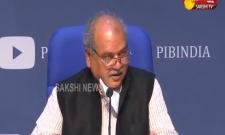 Union Minister Narendra Singh Tomar Press Conference At New Delhi
