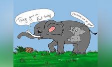 Shraddha Kapoor Shares Emotional Post On Elephant Lost Breath - Sakshi