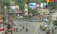 Lockdown:Normal Situation in Guntur