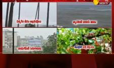 Nisarga Cyclome Strikes At Alibaugh Near Mumbai Video