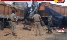 One Killed in Tadipatri Road Accident