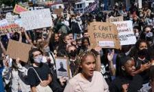 George Floyd death: More large protests in US