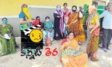 Junior Artists Suffering With Lockdown Effect in Hyderabad - Sakshi