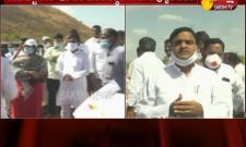 Deputy CM Amjad Basha Speaks About Farmers