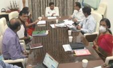 AP CM YS Jagan Review On Contract Employees Welfare