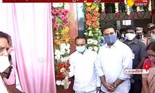Minister KTR And Etela Rajender Speech At Medical College At Mahabubnagar
