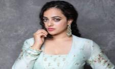 Actress Nithya Menen Is In News Once Again - Sakshi