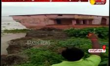 School Building Collapses Due To Kosi River Flows In Bihar Video