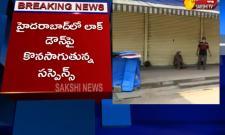 Suspense Continues On Hyderabad Lockdown