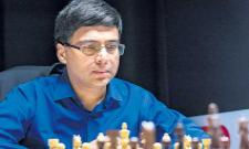 Sixth Loss For Anand In Legends Chess Tourney - Sakshi