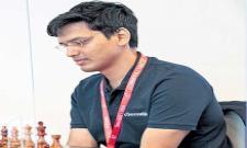 Harikrishna Won The Second Game In Biel Chess Festival - Sakshi