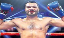Indian Boxer Vikas Krishan Speaks About National Camp - Sakshi