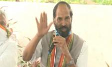 Uttam Kumar Reddy: Somesh Kumar Disqualified For CS Post - Sakshi