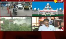 Telangana Old Secretariat Demolition Video