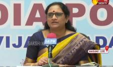 AP Women Commission Chairperson Vasireddy Padma Fires On TDP