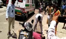 Young Man Sudden Demise At ECIL Cross Roads In Hyderabad Video