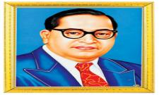 CM YS Jagan lays foundation stone for 125 feet Ambedkar statue - Sakshi