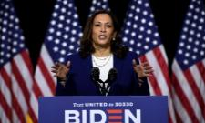 Kamala Harris Mention Her Parents Roots In US Election First Speech - Sakshi
