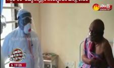 Minister Etela Rajender Inspected Tims Hospital At Gachibowli
