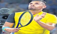 Nick Kyrgios Will Not Play In US Open Due To Coronavirus - Sakshi