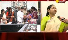 AP Home Minister Mekathoti Sucharitha Comments On CM YS Jagan