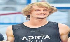 Tennis Player Alexander Zverev Still Unsure About US Open - Sakshi